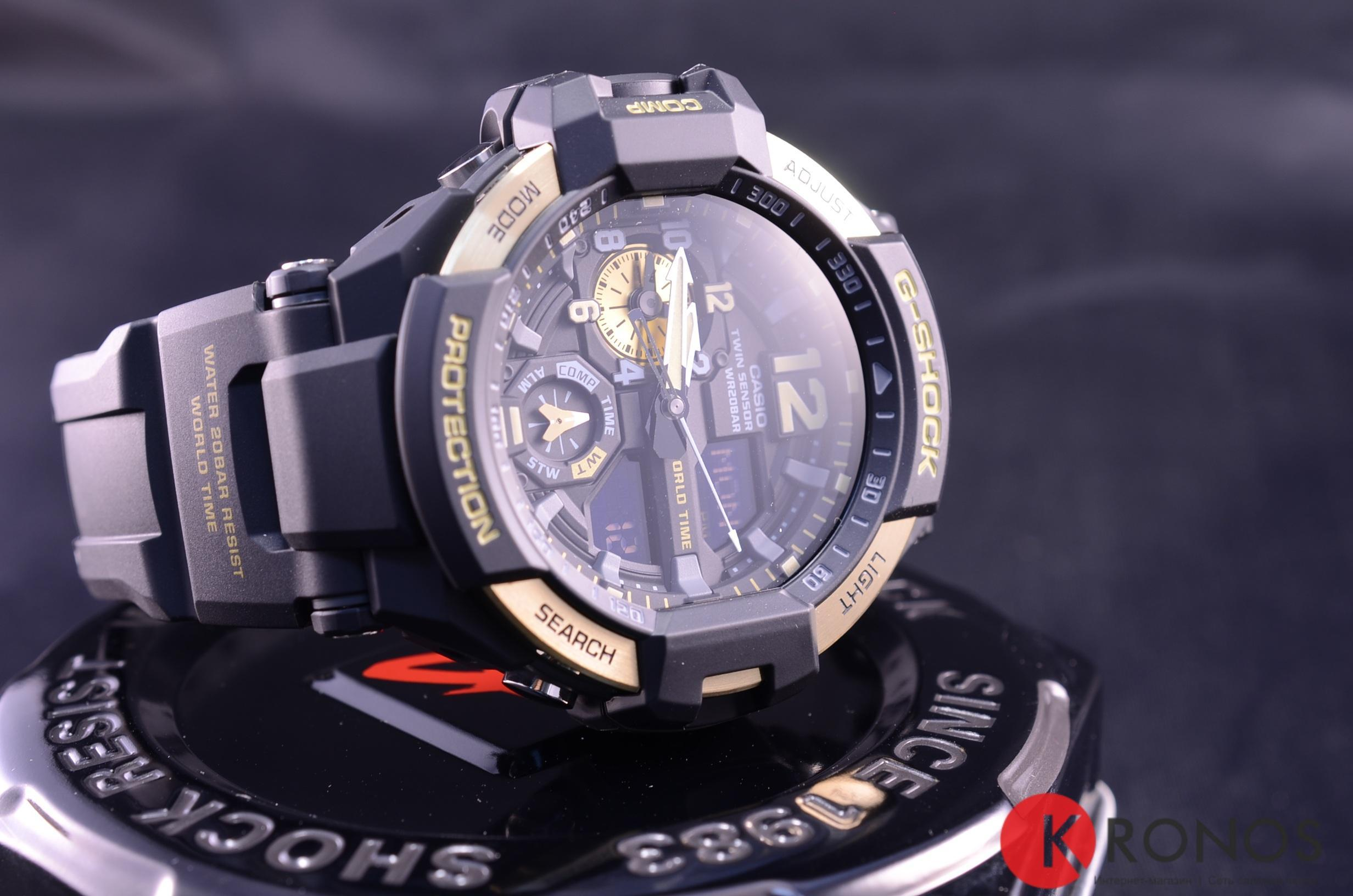 Часы Casio G-Shock GA-1100-9G