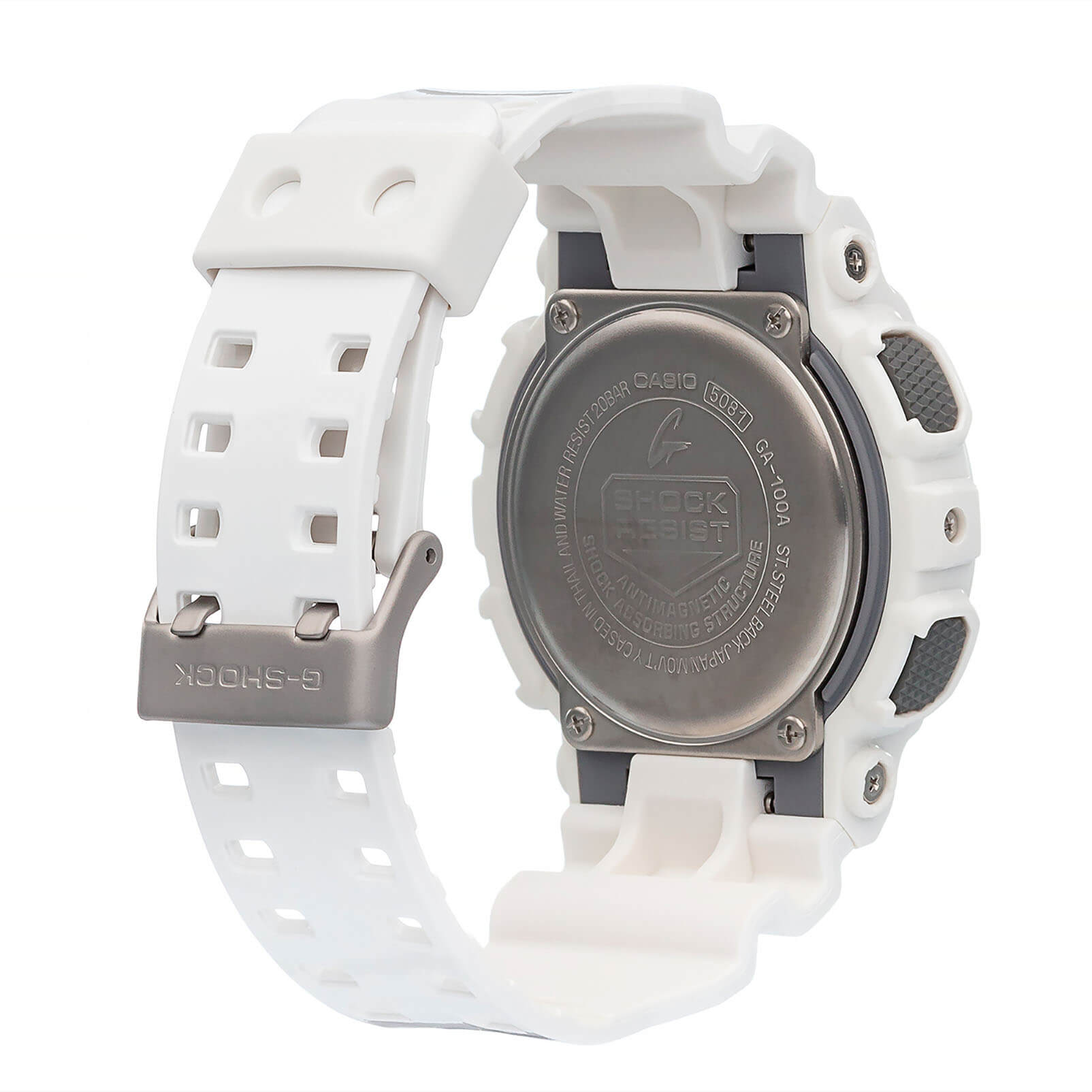 Часы Casio G-Shock GA-100A-7AER
