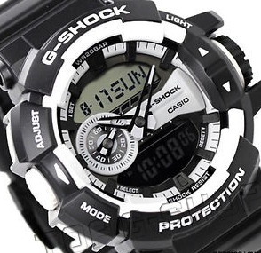 Часы Casio G-Shock GA-400-1A
