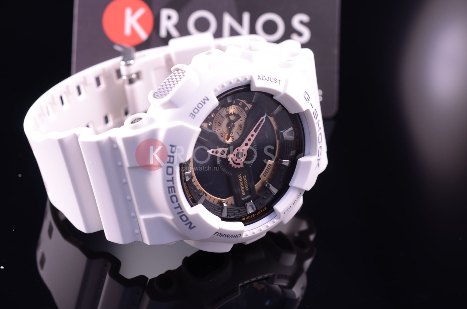 Часы Casio G-Shock GA-110RG-7A