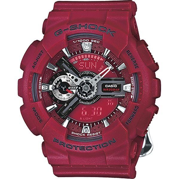 Часы Casio G-Shock GMA-S110F-4A